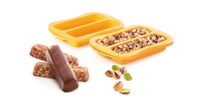 Příprava potravin - Tescoma Della Casa 643189 Formičky na zdravé tyčinky 3 ks