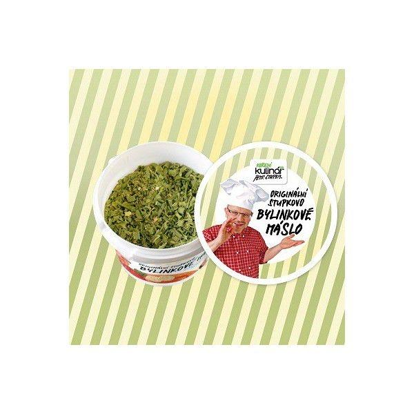 Příprava potravin - Koření Kulinář bylinkové máslo 60g