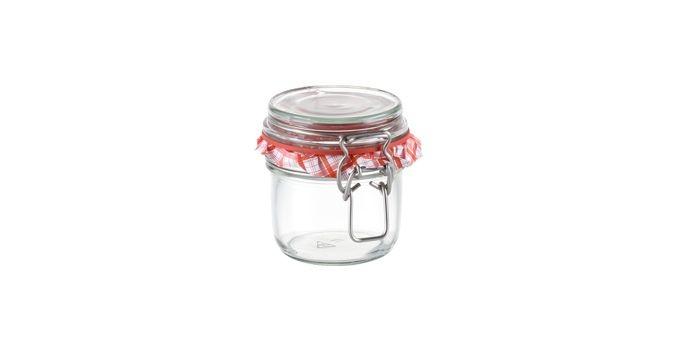 Vaření - Tescoma Della Casa 895141 Zavařovací sklenice s klipem 200 ml