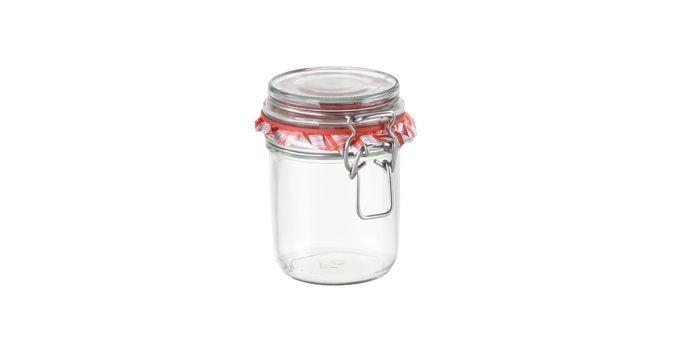 Vaření - Tescoma Della Casa 895142 Zavařovací sklenice s klipem 350 ml