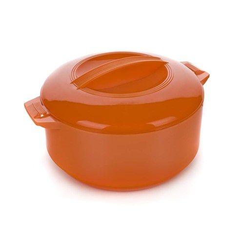 Skladování, přenášení - Banquet Culinaria A00485 Termohrnec oranžový 2,5 l