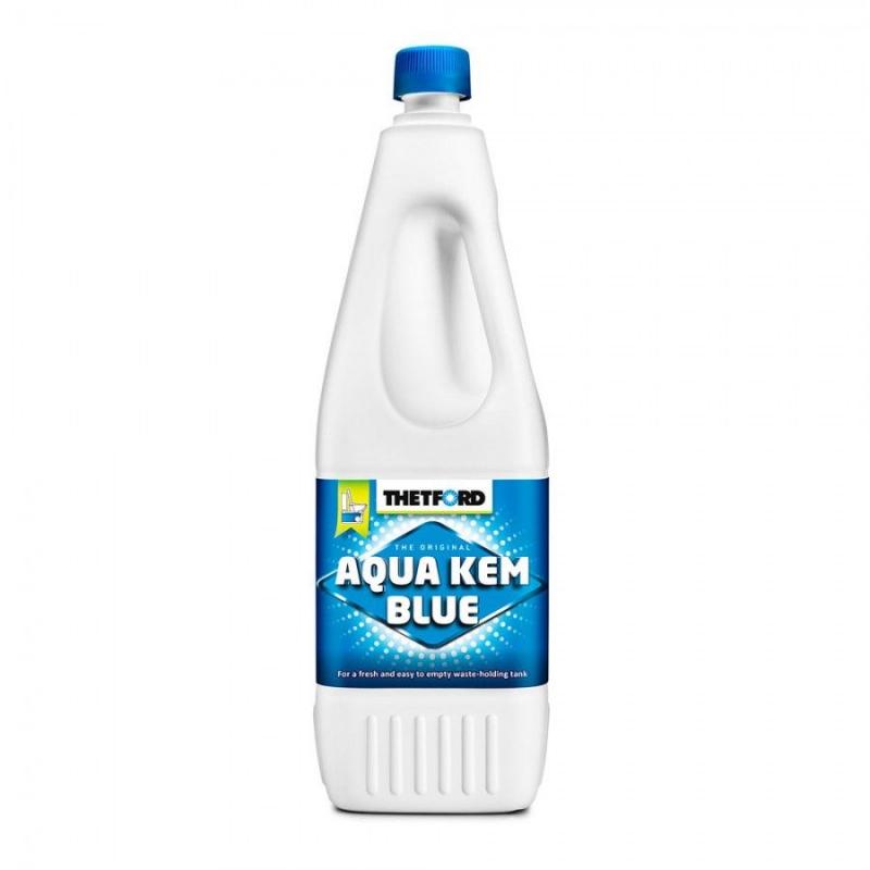 Domov a outdoor - Rozkladová chemie WC Thetford Aqua Kem Blue 2 litry
