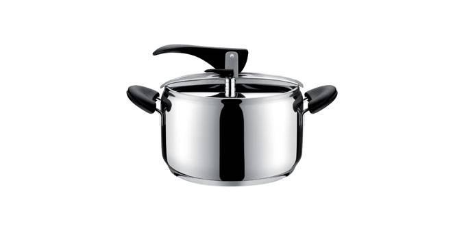 Vaření - TESCOMA Tlakový hrnec Tescoma MAGNUM 5.0 l 701150