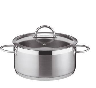 Vaření - Kastrol Vision s poklicí 22cm/4,0l Tescoma 779222