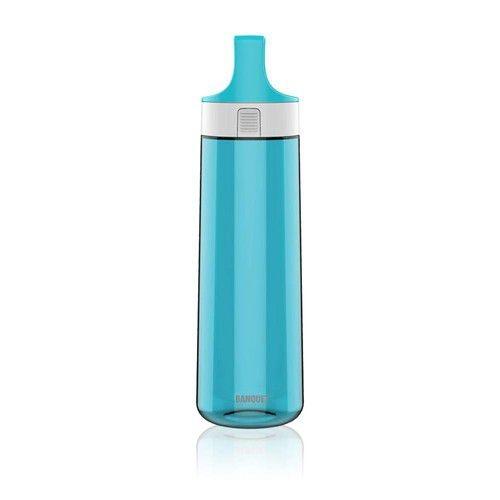 Nápoje - Banquet A12426 Sportovní láhev Avanza tyrkysová 760 ml
