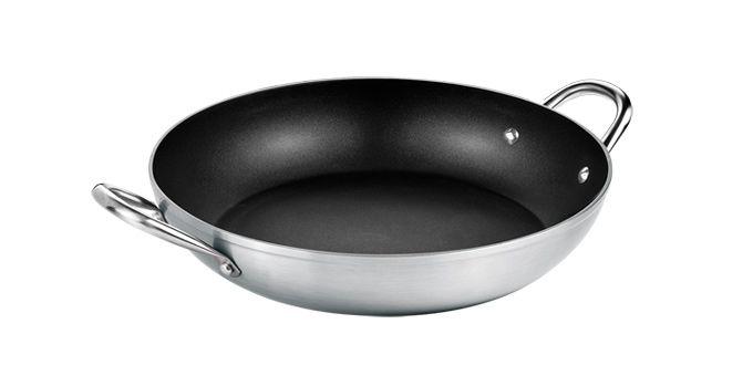 Vaření - Tescoma GrandChef 606842 Pánev se 2 úchyty 32 cm
