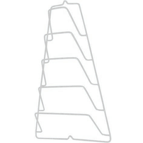 Organizace kuchyně - Držák na poklice drát - závěsný