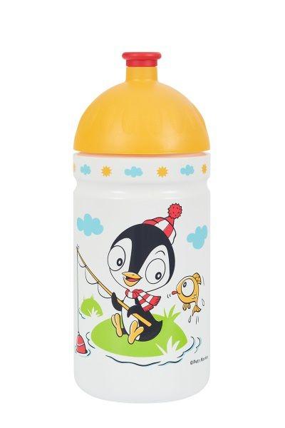 Nápoje - R&B Mědílek V050295 Zdravá lahev Méďa a tučňák 0,5 l