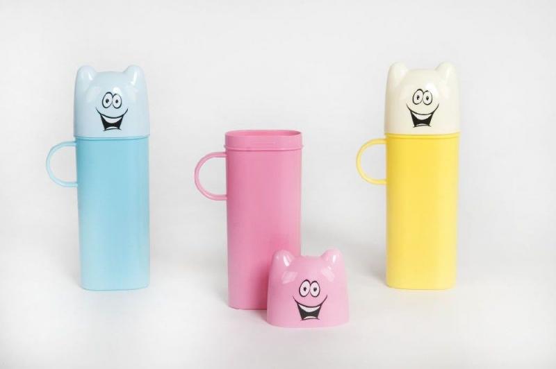 Domov a outdoor - Pouzdro na zubní potřeby úsměv