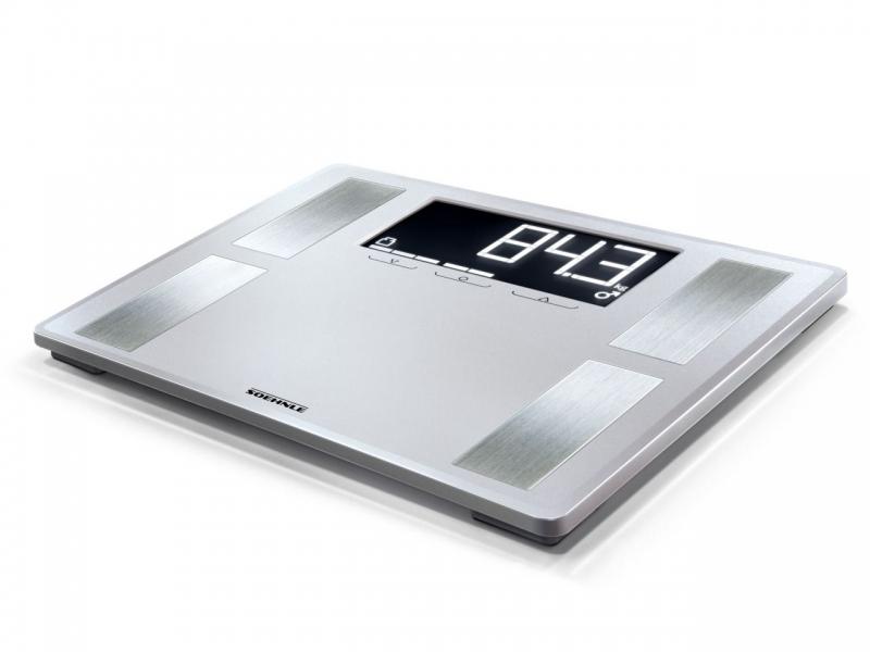 Domov a outdoor - Soehnle 63870 Osobní digitální váha Shape Sense Profi 200