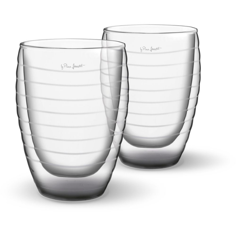 Nápoje - Lamart LT9013 Sada sklenic Vaso na džus 2 ks 370 ml