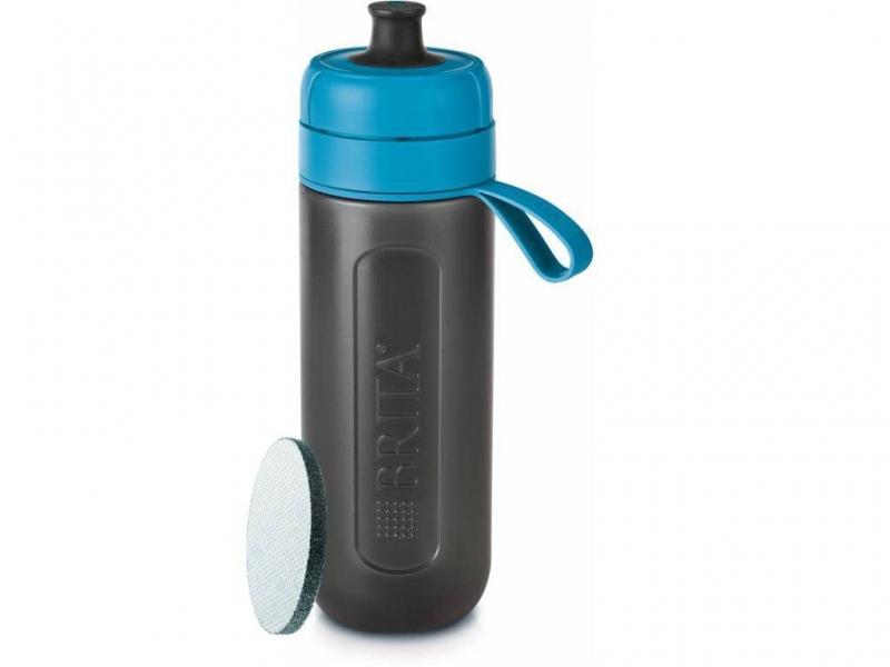 Nápoje - Brita 1020336 Filtrační láhev na vodu fill&go Active modrá 0,6 l