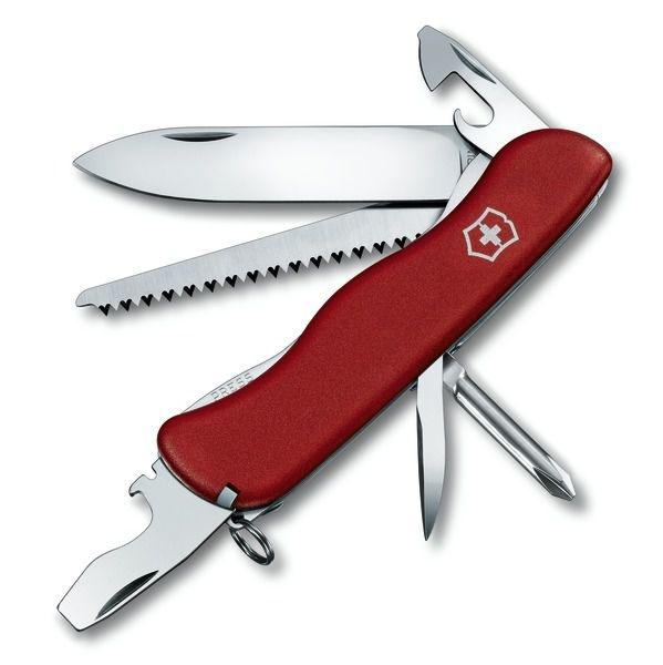 Domov a outdoor - VICTORINOX 0.8463 Kapesní nůž Trailmaster red
