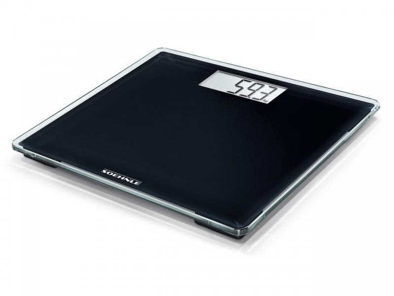 Domov a outdoor - Soehnle 63850 Osobní digitální váha Style Sense Compact 100