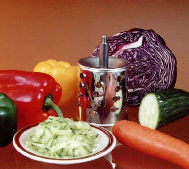 Příprava potravin - Nahradní bubínek typ 004 na zeleninu 360011