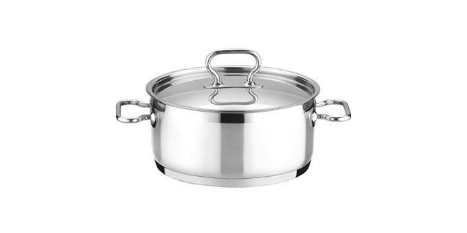 Vaření - Kastrol Home Profi s poklicí 22cm/4,0l Tescoma 774222