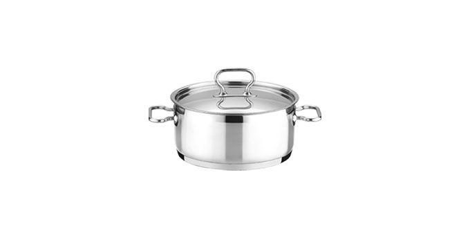 Vaření - Kastrol Home Profi s poklicí 14cm/1,0l Tescoma 774214
