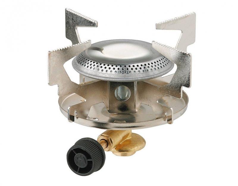 Domov a outdoor - Meva 50035 Plynový vařič Atos