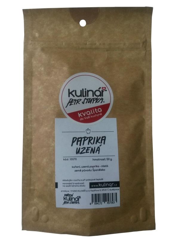 Příprava potravin - Kulinář 10070 Paprika uzená 50 g