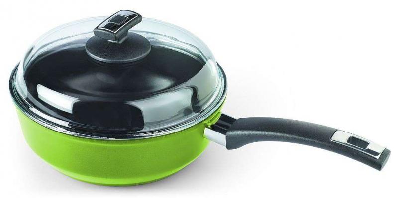 Vaření - Pánev vysoká Titano Enjoy O 24 cm green