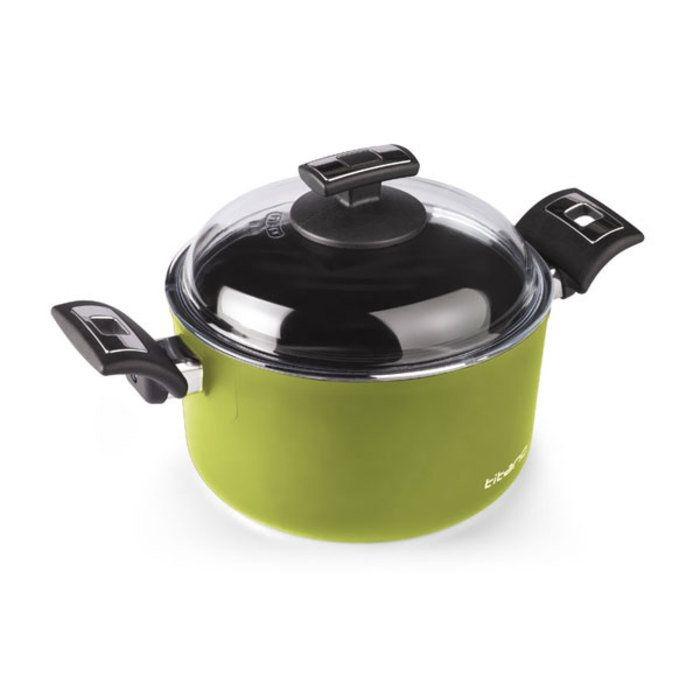 Vaření - Rendlík Titano Enjoy Green O 20 cm