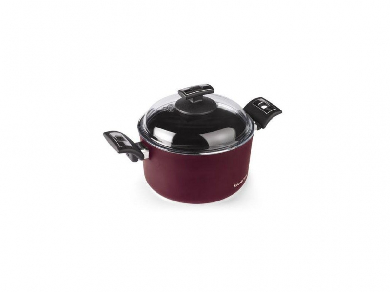 Vaření - Rendlík Titano Enjoy Bordo O 20 cm