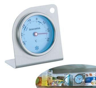 Příprava potravin - Gradius teploměr do ledničky/mrazničky Tescoma 636156