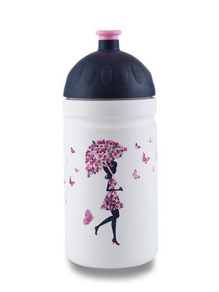 Nápoje - R&B Mědílek Zdravá lahev V050274 Dívka s deštníkem 0,5 l