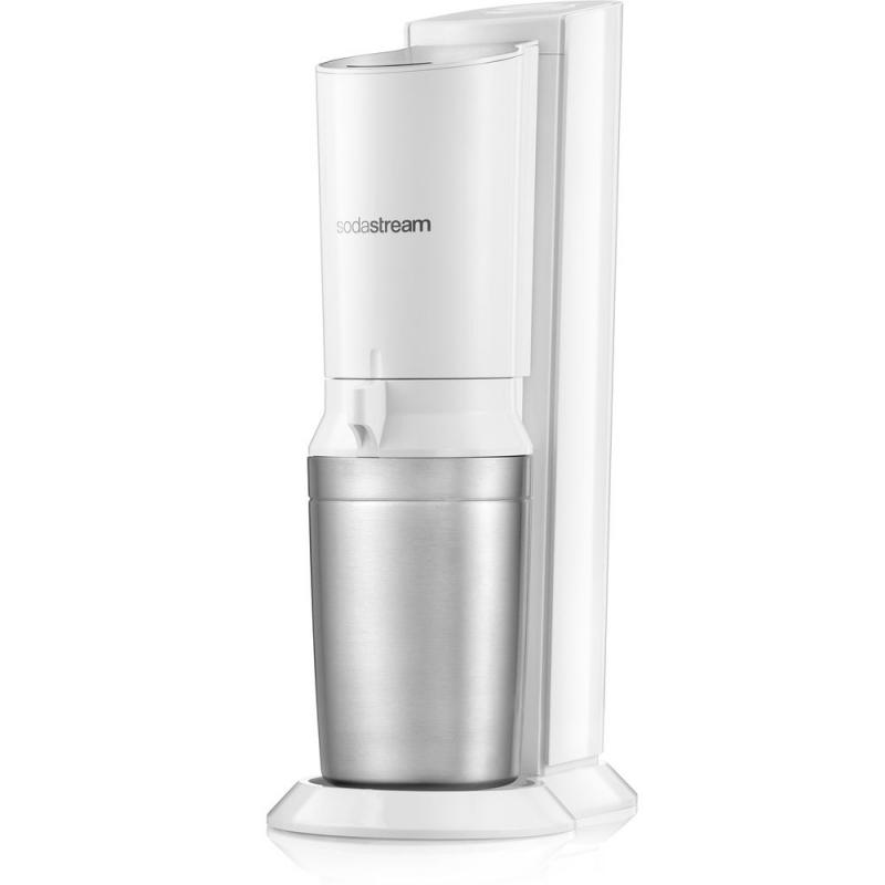 Nápoje - SodaStream 42002811 Výrobník sodové vody Crystal White