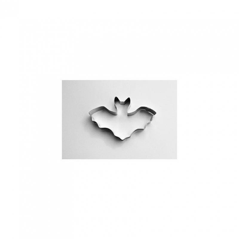 Pečení - Formička vykrajovací Netopýr 8,1 cm