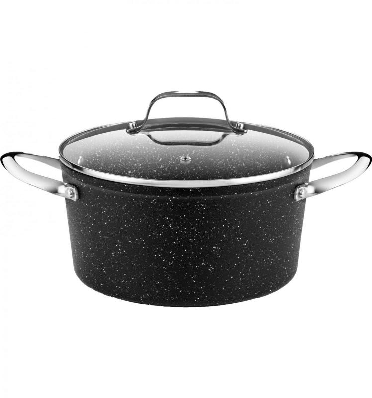 Vaření - MONIXBRA MINERAL 3580V120 Kastrol hluboký s poklicí 20 cm