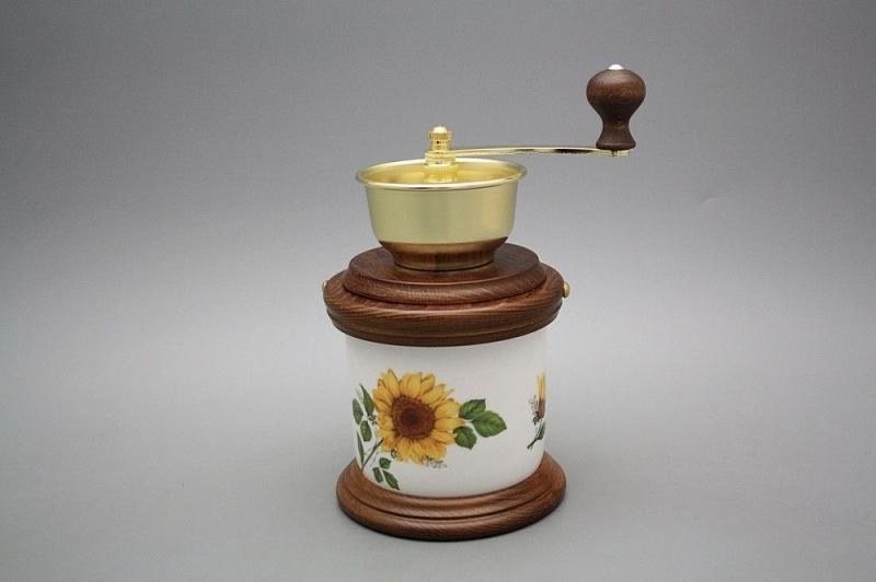 Nápoje - Lodos 29/1 Kávomlýnek porcelánový 1935 Standart
