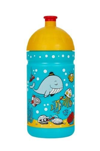 Nápoje - R&B Mědílek V050299 Zdravá lahev Mořský svět 0,5 l