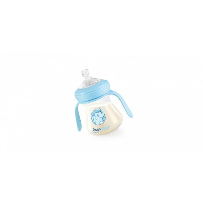 Nápoje - Tescoma láhev Papu Papi modrá 150 ml