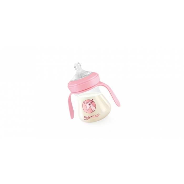 Nápoje - Tescoma láhev Papu Papi růžová 150 ml