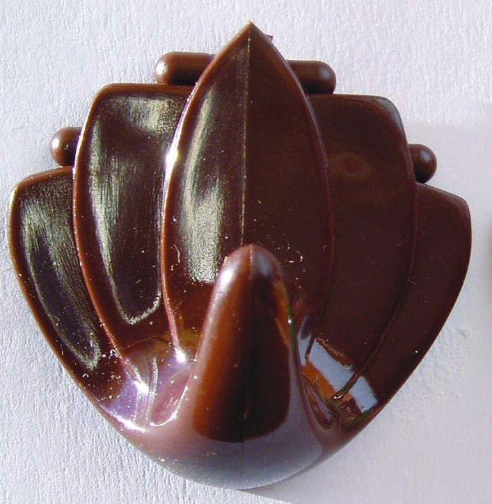 Organizace kuchyně - Háček samolepicí tulipán velký