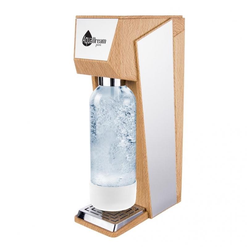 Nápoje - Orion Výrobník sodové vody Aquadream Pure Wooden