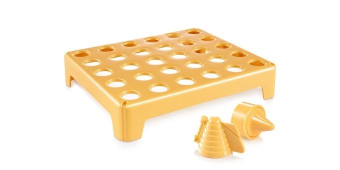 Stolování - DELÍCIA stojánek na včelí úlky