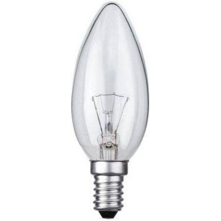 Domov a outdoor - žárovka E14/40W-svíčka