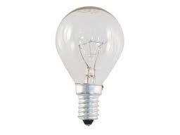 Domov a outdoor - žárovka E14/25W-kulatá