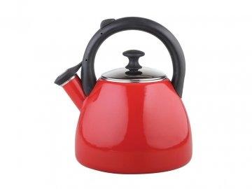 Nápoje - Konvice na čaj smaltovaná 2,2 l