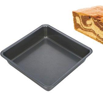Pečení - Delícia plech čtverhranný 21x21cm
