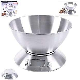 Příprava potravin - Váha kuch. dig. nerez 5kg ORION 130572
