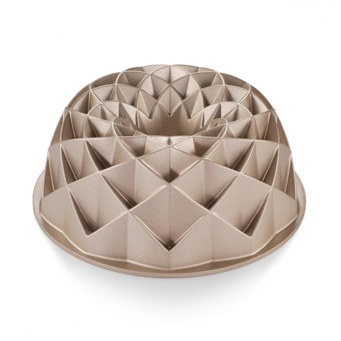 Pečení|Formy a formičky na pečení|Formičky na pečení - Forma bábovka vysoká DELÍCIA ø 24 cm, diamant