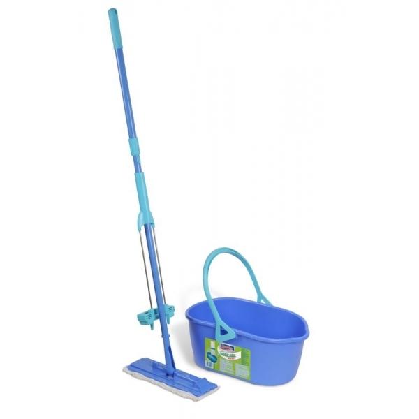 Domov a outdoor - Spontex 97550122 Mop Quick Max + vědro ZDARMA