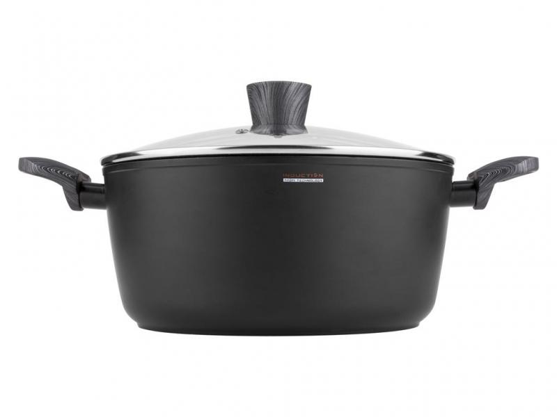 Vaření - Hrnec s pokličkou BONO 24 cm 4 l