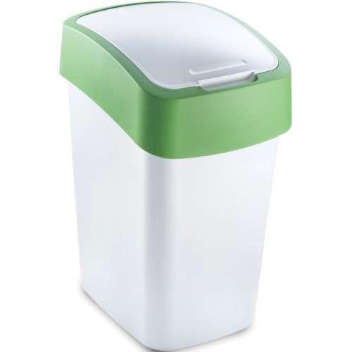 Domov a outdoor - Odpadkový koš Curver 02170-728 Flipbin 10L