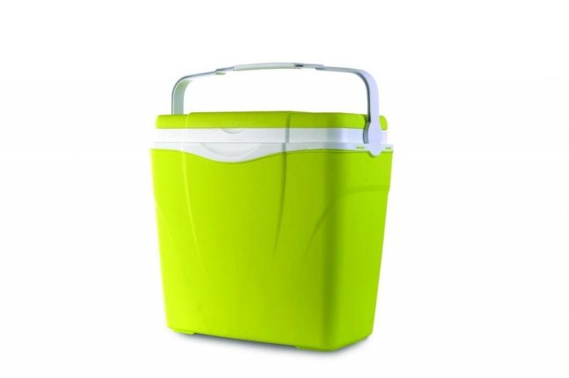 Skladování, přenášení - Chladící box PLANA 25 l, zelený