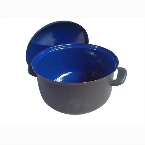 Vaření - Hrnec BSE s poklicí (litina) 20cm - 2,2 litru