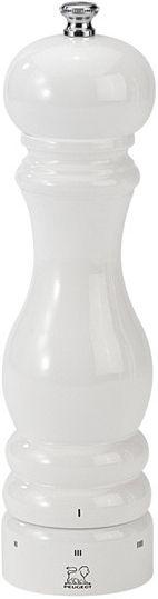 Stolování - Peugeot Dřevěný mlýnek Paris 22 cm, bílý 27827